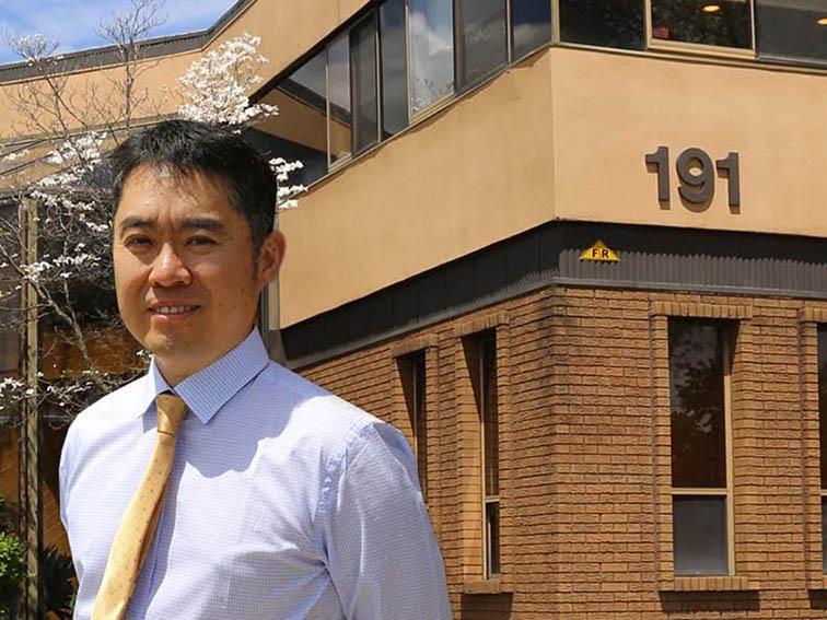 Edward Kim DMD Office Building